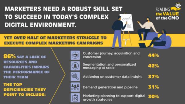 CMO  marketing skills