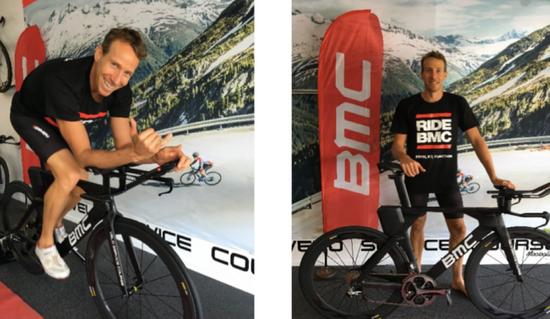 Australian triathlete and 2012 Kona Ironman World Champion Pete Jacobs, enters sponsorship agreement with BMC Bicycles Australia for the 2017 race season.