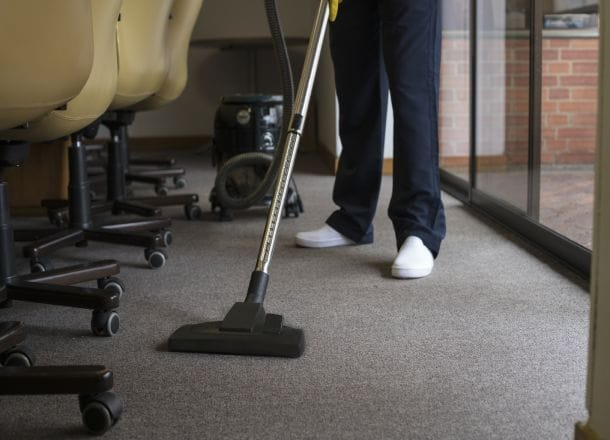 Professional Carpet Cleaning & Maintenance
