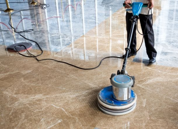 Commercial Floor Cleaning & Maintenance