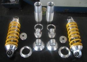 CNC Turning & CNC Machining