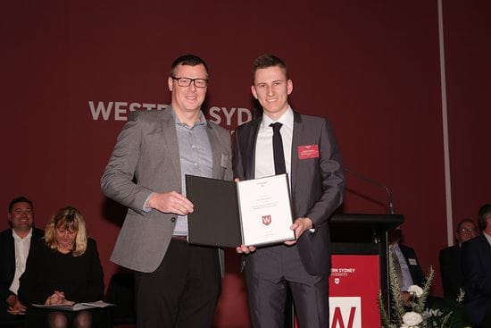 Western Sydney Dean's Award Ceremony 2019