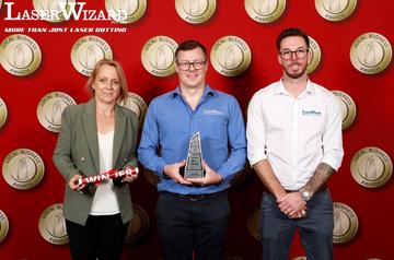 Laser Wizard - Local Business Award 2020 Winners