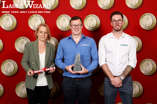 Laser Wizard - Local Business Award 2020 Winners