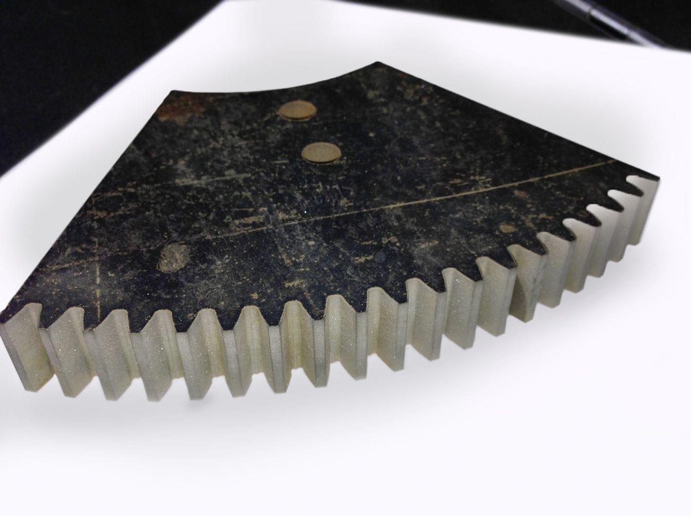 CNC Waterjet Bevel Cutting Machine part | Laser Wizard | Sydney