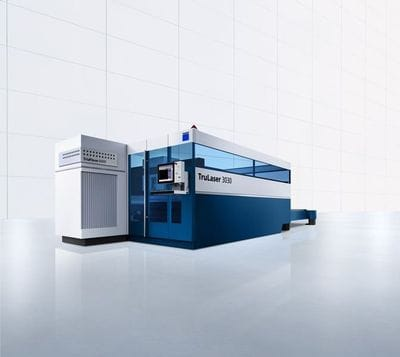 Trumpf laser cutting machine | Laser Wizard | Sydney