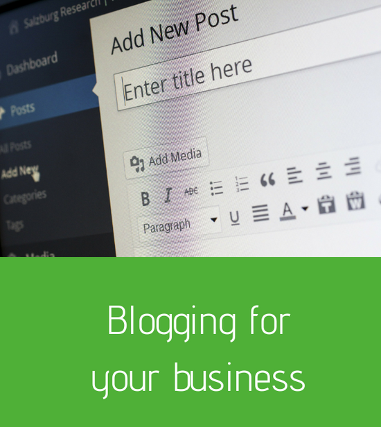 What is blogging and what can it do for my business?