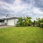 Best display home and garden - Lend Lease Estate - Wilton NSW