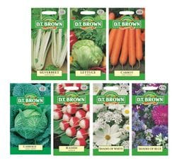 SC-9019 OFF-SHELF SEED PACKETS