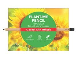 SC-9078 PLANTABLE PENCIL with Premium Card