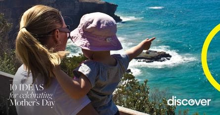 DISCOVER Mother's Day Inspiration