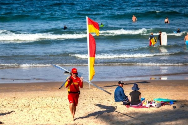 Flynns Beach Lifeguards
