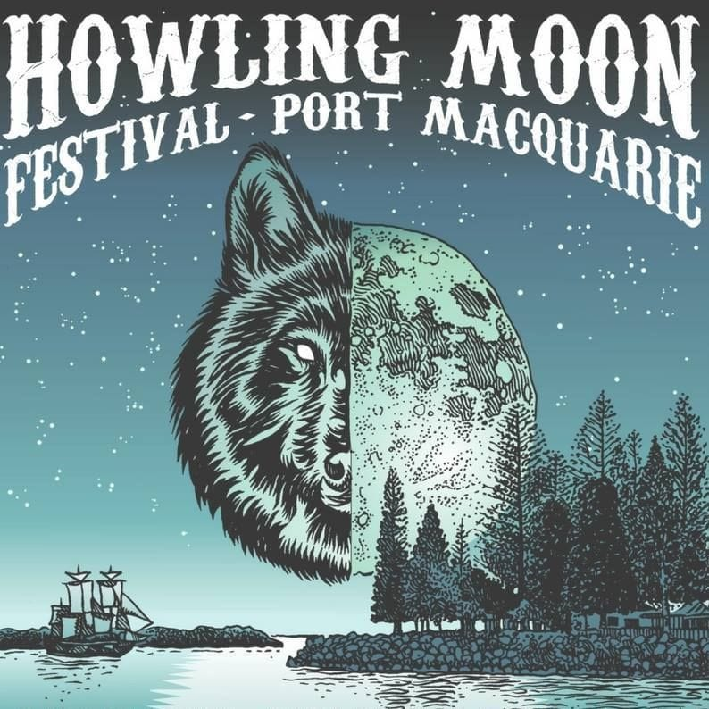 Howling  Moon Blues Festival