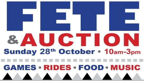 The Final Countdown to FETE!