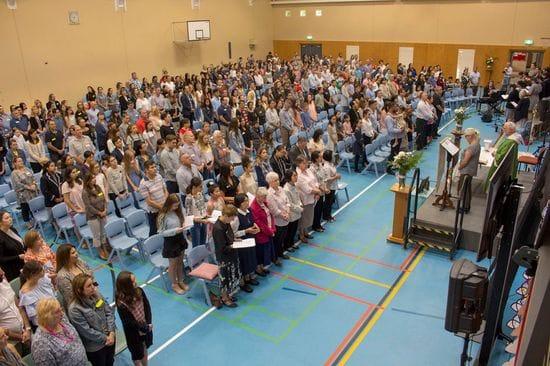 Family Mass