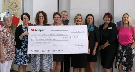 Record funds raised for Domestic & Family Violence Specialist Service