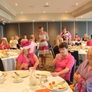 HBWN 2015 AGM & Pink Ribbon Fundraiser