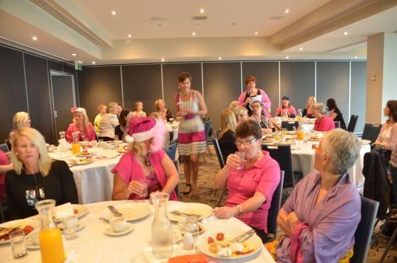 HBWN 2015 AGM & Pink Ribbon Fundraiser