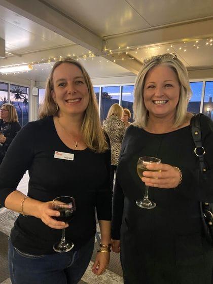 April Event - Stress Less Achieve More. With Sharon Longridge.