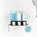 Wall Mounted Soap & Shower Dispensers