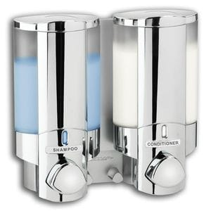 AVIVA 300ml Dispenser 2 - Chrome