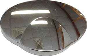 Chamber Lid - Chrome - AVIVA & SIGNATURE