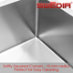 Thumbnail SWEDIA DANTE Kitchen Sink Large 760mm Single Bowl - 1.5mm Thick Stainless Steel