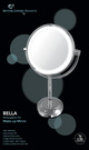 Thumbnail BELLA Rechargeable LED Make-Up Mirror