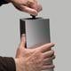 Thumbnail WAVE Lockable Soap and Sanitiser Dispenser 1 - Satin Nickel