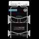 Thumbnail VENUS 2 Tier Hanging Shower Caddy - Aluminium Grey