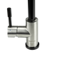Thumbnail SWEDIA KLAAS Stainless Steel Kitchen Mixer Tap with Pull-Out - Brushed Black Satin