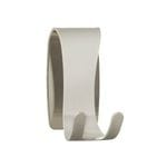 JAY Double Hook - Polished Stainless Steel