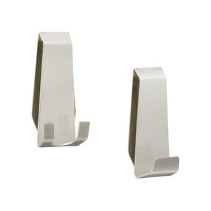 FACET Hook Set - Polished Stainless Steel