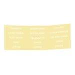 Labels - AVIVA Matte Black only