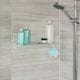 Thumbnail GLIDE Shower Shelf - Grey