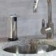 Thumbnail TOUCHLESS Hands Free 225ml Soap and Sanitiser Dispenser - Stainless Steel