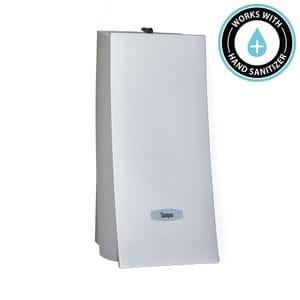 WAVE Lockable Soap and Sanitiser Dispenser 1 - Satin Nickel