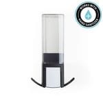 CLEVER 500ml Soap and Sanitiser Dispenser - Matte Black