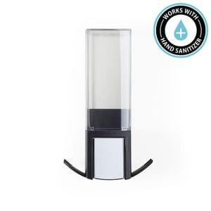 CLEVER 500ml Soap and Sanitiser Dispenser - Matte Black