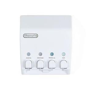 CLASSIC 430ml Dispenser 4 - White