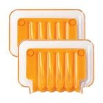 The TRICKLE TRAY - Orange 2 for 1 Offer