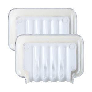 The TRICKLE TRAY - White 2 for 1 Offer