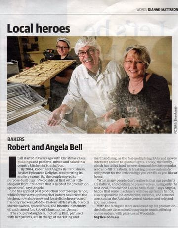 Local Heroes in SA Weekend