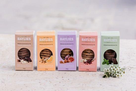 Baylies Premium Biscuits