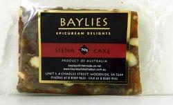 Baylies Siena Cake 70g