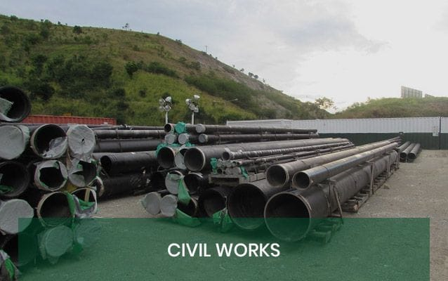 Civil Works Papua New Guinea | Eco Care Engineering PNG