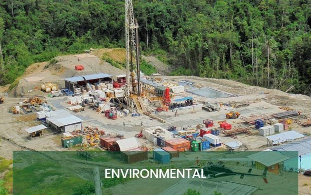 Environmental Services Papua New Guinea | Eco Care Engineering PNG