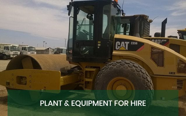 Plant & Equipment for Hire Papua New Guinea | Eco Care Engineering PNG
