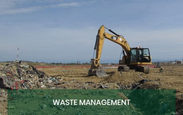 Waste Management Papua New Guinea | Eco Care Engineering PNG