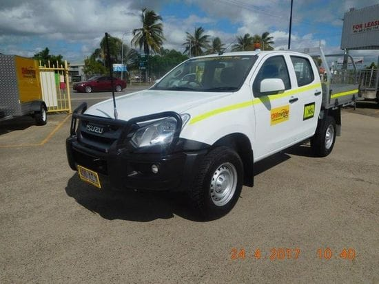 One Way Special - Isuzu Dmax 4x4 Dual Cab